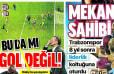 20 Ekim Haberlerinde Ön Plana Çıkan Gazete Manşetleri