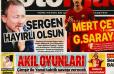 29 Ocak Haberlerinde Ön Plana Çıkan Gazete Manşetleri