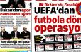 28 Mart Haberlerinde Ön Plana Çıkan Gazete Manşetleri