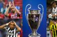 Đội hình 11 ngôi sao bóng đá kém duyên với Champions League