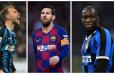 Le XI potentiel de l'Inter la saison prochaine avec Lionel Messi
