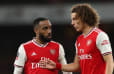 Updates on Futures of Arsenal Duo David Luiz & Alexandre Lacazette Amid Exit Rumours
