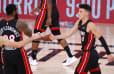 Miami Heat derrotó a Celtics en el cuarto partido gracias a una implacable actuación de Tyler Herro