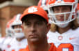 Dabo Swinney Staying Silent While Trevor Lawrence Leads Sets a Strange Example
