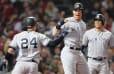 El lineup que tendrán los Yankees de Nueva York será muy temible con Judge, Stanton y Encarnación