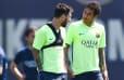 """Neymar tras la victoria del PSG: """"¿Messi? tenemos que jugar juntos el año que viene"""""""