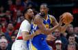 Kevin Durant le respondió a Seth Curry por sus comentarios que Warriors es más complicado sin él