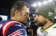 Tom Brady vs. Aaron Rodgers | Números, marcas, datos y más de cara a su histórico duelo en playoffs de la NFL