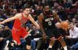 Resultados NBA: Rockets vencen a Bulls con enorme actuación de Harden y Warriors nuevamente pierden