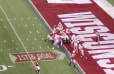 VIDEO: Wisconsin Answers OSU Score With Jack Coan's 2nd Rushing Touchdown