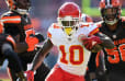 BREAKING: NFL Announces Chiefs' Tyreek Hill Will Not Be Suspended After Child Abuse Investigation