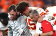 ÚLTIMA HORA: Patrick Mahomes salió del partido entre Chiefs y Broncos con lesión en la rodilla