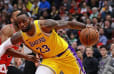 LeBron James Reportedly Wants to Finish Career With Lakers Despite Ongoing Drama
