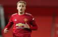 Juventus Plan Swoop for Manchester United's Donny van de Beek