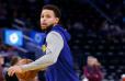 Stephen Curry confiesa que tendrá que acostumbrarse a los dolores en su mano izquierda