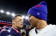 El mensaje de felicitaciones de Tom Brady a Eli Manning que muestra sus heridas de los Super Bowl perdidos