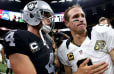 Saints vs Raiders Spread, Odds, Line, Over/Under and Betting Insights for Monday Night Football Week 2