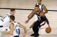 Trail Blazers derrotan a los Mavericks y pasan a la octava posición de la Conferencia Oeste