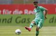 Begehrter 96-Stürmer Linton Maina vor Einigung mit dem VfL Wolfsburg