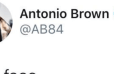 Antonio Brown Responds to Ben Roethlisberger's Apology With Critical Tweet