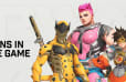 Overwatch League Introduces 'Skins in the Game' Competition for Fans