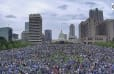 VIDEO: Watch Blues Celebrate First-Ever Stanley Cup Victory With Parade in St. Louis