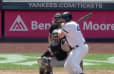 VIDEO: Luke Voit Takes a Pitch to the Freaking Face and Somehow Stays in the Game
