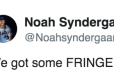 Noah Syndergaard Claps Back at Indians' Twitter After Mets Complete Series Sweep of Tribe