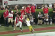 VIDEO: Jake Fromm Finds Lawrence Cager for Insane Touchdown Pass Against Notre Dame