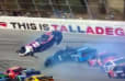 VIDEO: Brendan Gaughan Gets in Insane Wreck at NASCAR's Talladega Superspeedway