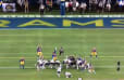 VIDEO: Bears' Eddy Pineiro Misses Pair of Kicks in Brutal First Quarter