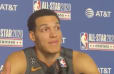 VIDEO: Aaron Gordon Announces He's Done With Dunk Contest After Upset Loss to Derrick Jones Jr.