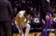 VIDEO: Anthony Davis Suffers Apparent Knee Injury and Heads to Lakers Locker Room