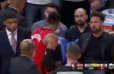 VIDEO: Klay Thompson Has Very Casual Fight With Russell Westbrook During Rockets-Warriors Blowout