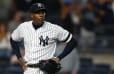 Aroldis Chapman se saldrá de su contrato con Yankees para buscar otro acuerdo en la agencia libre