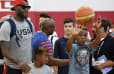 NBA y sindicato negocian permiso para que los familiares de los jugadores los acompañen en Orlando