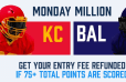 FanDuel Reveals $2 Million Monday Night Football Contest for Chiefs vs Ravens in Week 3