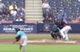VIDEO: Notorious Beanball Artist Jose Ureña Drills Astros' Aledmys Diaz With 97 MPH Fastball