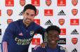 Fan Arsenal phấn khích khi gia hạn thành công với Saka