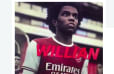 Chelsea Star Willian Pictured in Arsenal Kit in Leaked PES 2021 Video
