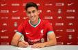 OFFICIEL : Liverpool recrute Kostas Tsimikas