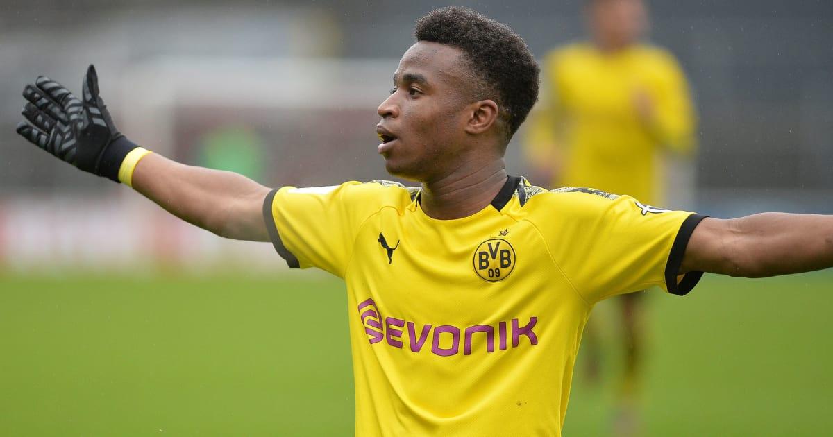 Favre: Moukoko soll im März zu den Profis - DFB-Comeback im Weg