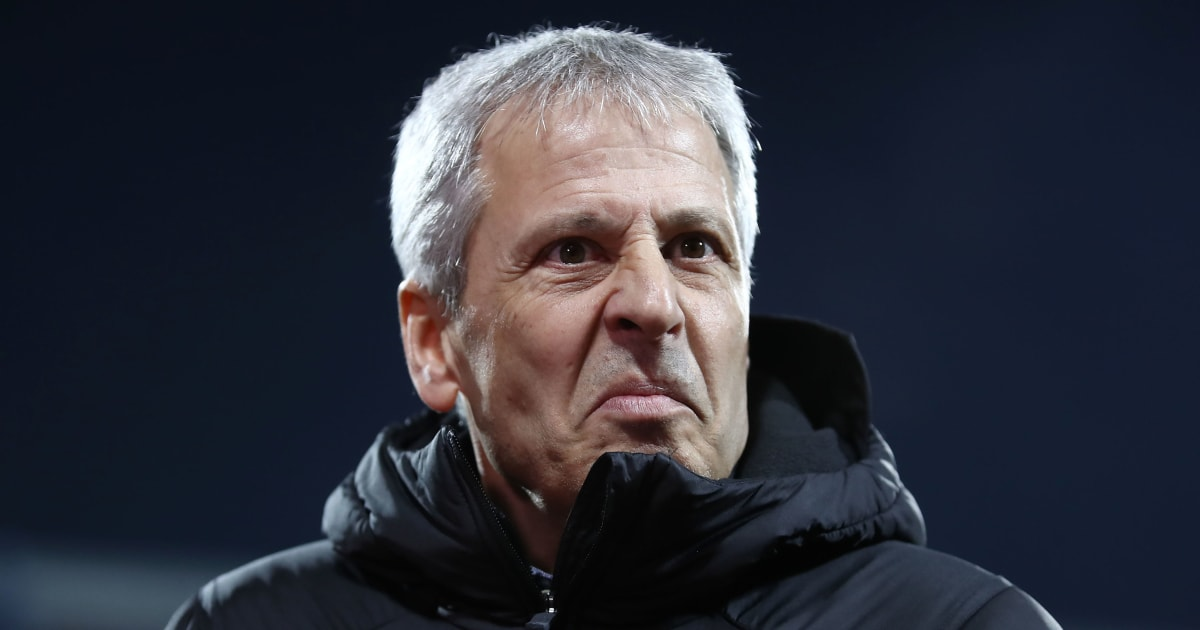 Lucien Favre Insists He's Not Worried by Winless Run Despite Disappointing 0-0 Draw at Nürnberg