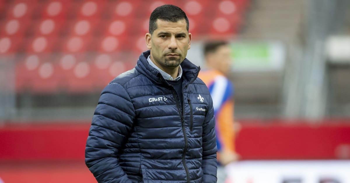 Darmstadt 98 und Trainer Grammozis trennen sich am Saisonende!