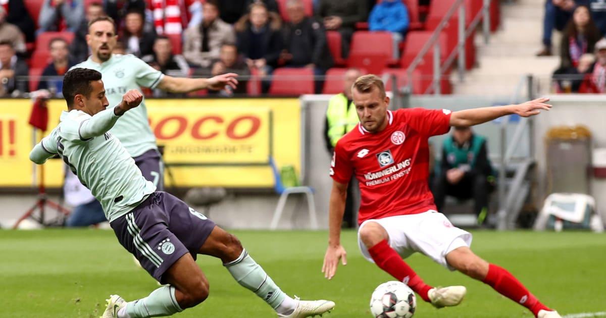 Mainz 05 Vs Bayern MГјnchen