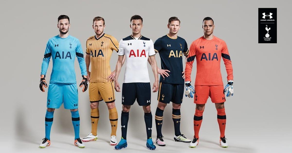 Under Armour Tottenham Hotspur Home Football Socks 2016//17