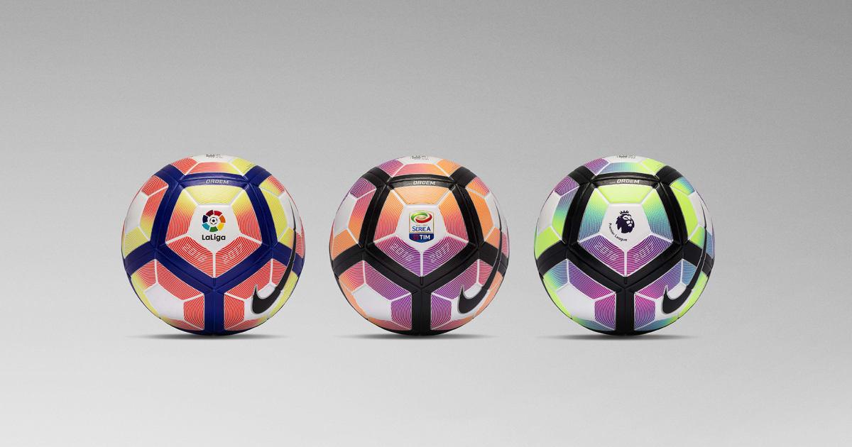 9767b92f294c Nike Launch New Ordem 4 Ball for La Liga