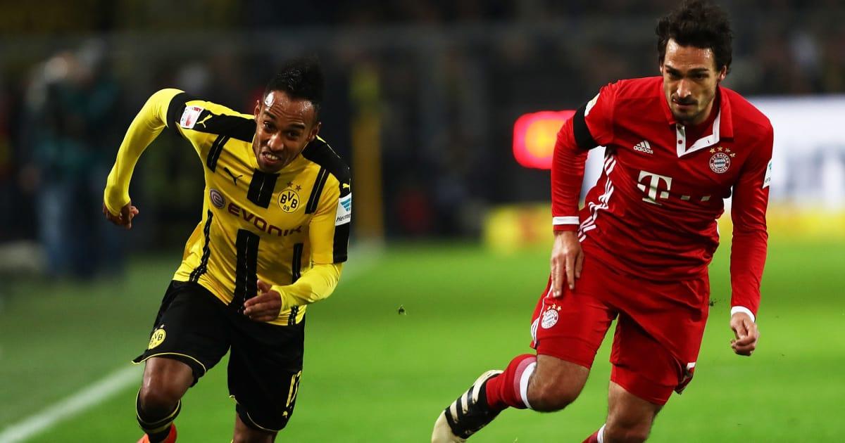 Dortmund Vs Bayern Preview