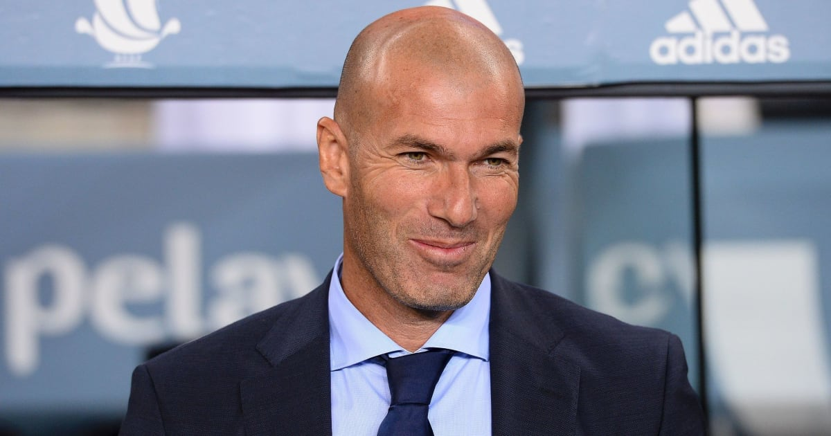 5 Clubs Zinedine Zidane Could Depart Madrid for if He