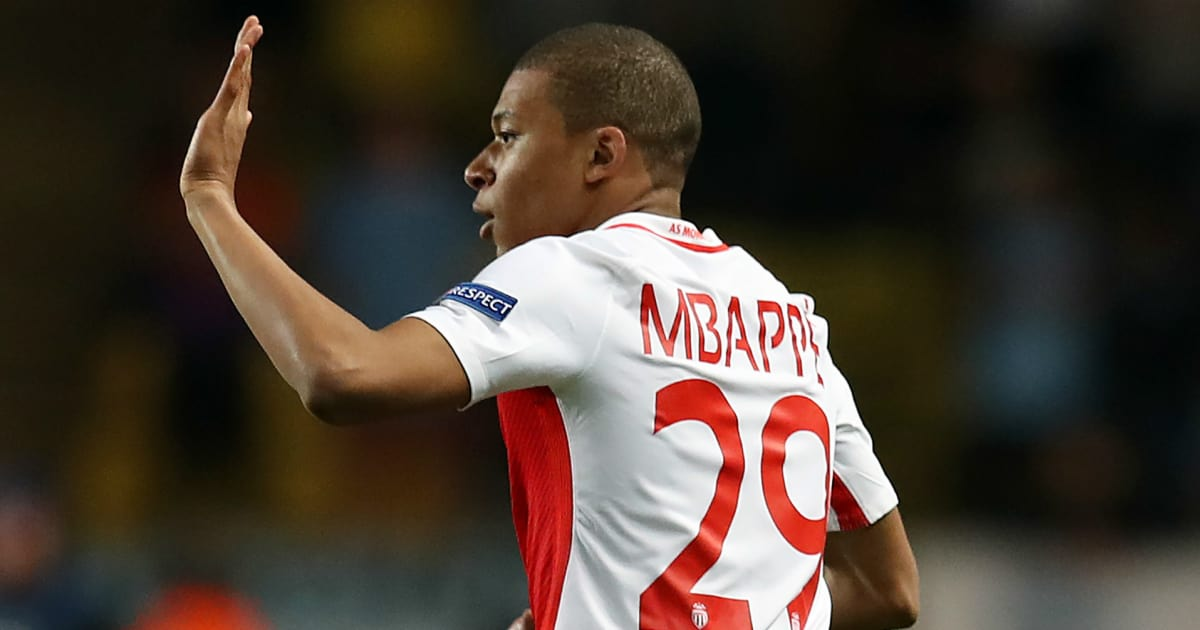 Monaco Star Mbappe 'Held Talks' With Trio of Premier League Clubs Over the  Summer | 90min